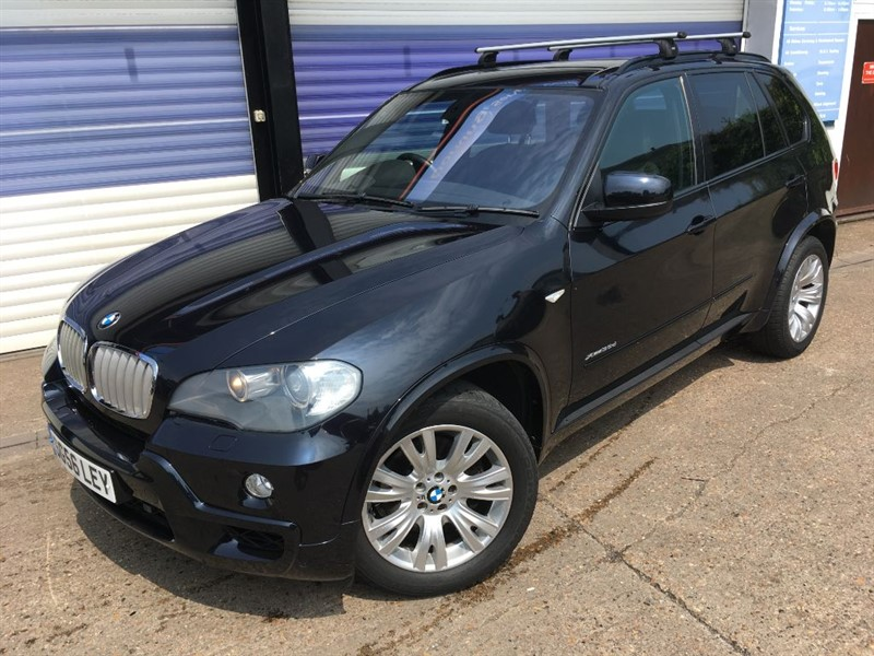 used BMW X5 XDRIVE35D M SPORT in surrey
