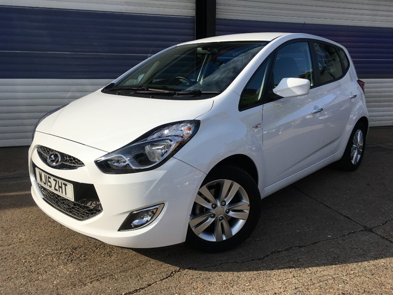 used Hyundai ix20 ACTIVE in surrey