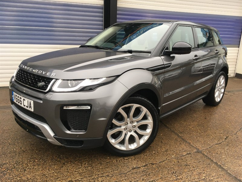 used Land Rover Range Rover Evoque TD4 HSE DYNAMIC in surrey