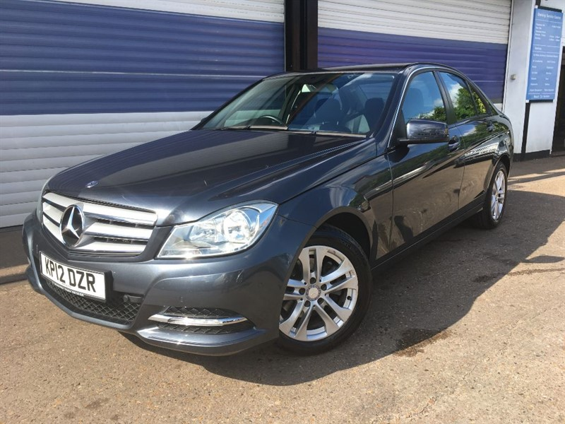 used Mercedes C180 BLUEEFFICIENCY EXECUTIVE SE in surrey