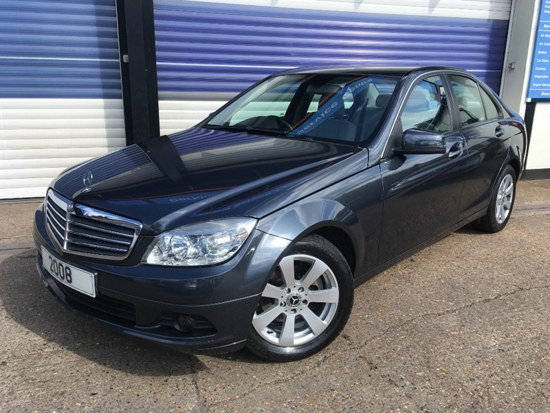 used Mercedes C180 KOMPRESSOR SE in surrey