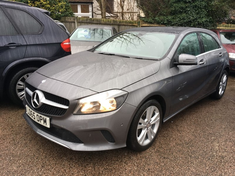 used Mercedes  A 180 SPORT EXECUTIVE in surrey
