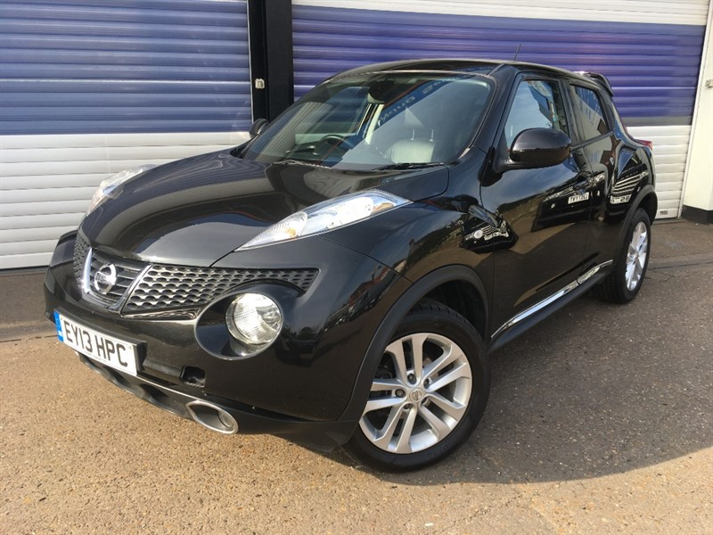 used Nissan Juke TEKNA IS in surrey