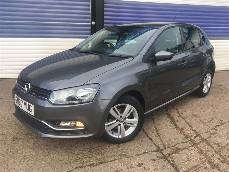 used VW Polo MATCH EDITION TSI in surrey