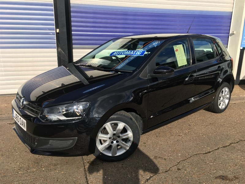 used VW Polo SE DSG in surrey