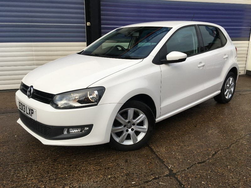 used VW Polo MATCH EDITION in surrey