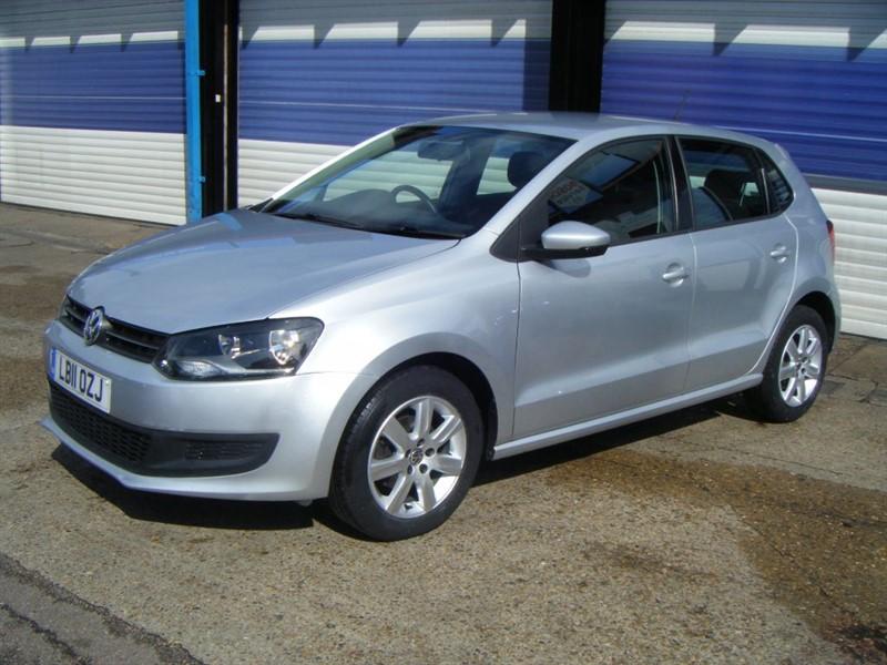 used VW Polo SE DSG in surrey