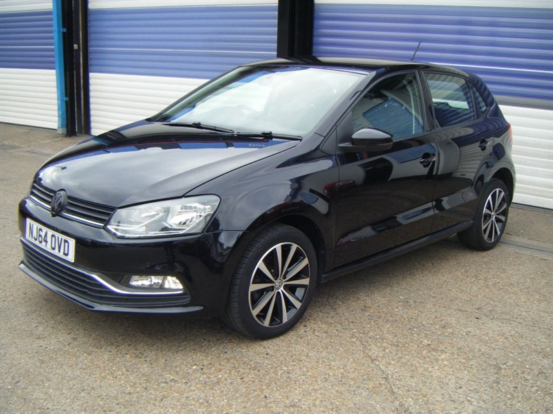 used VW Polo SE in surrey