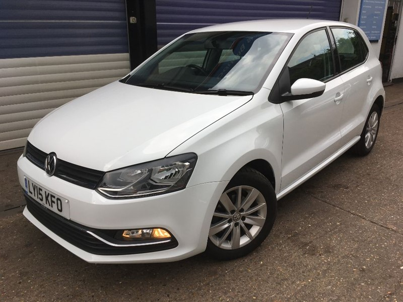 used VW Polo SE TSI in surrey