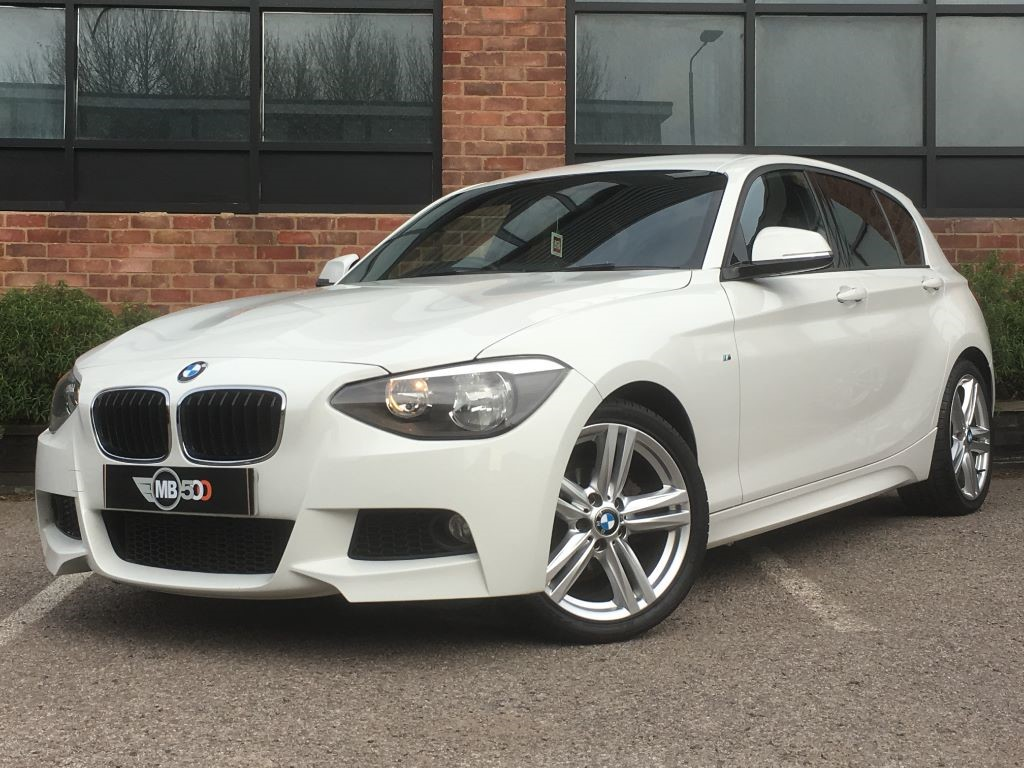 used white bmw 116d for sale leicestershire. Black Bedroom Furniture Sets. Home Design Ideas