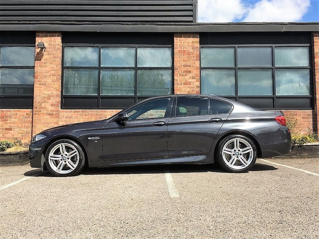 used grey bmw 520d for sale leicestershire. Black Bedroom Furniture Sets. Home Design Ideas