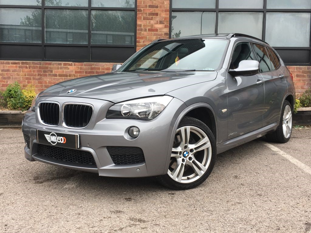 used grey bmw x1 for sale leicestershire. Black Bedroom Furniture Sets. Home Design Ideas