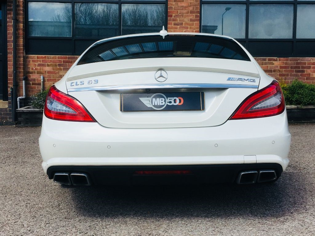 used white mercedes cls for sale leicestershire. Black Bedroom Furniture Sets. Home Design Ideas