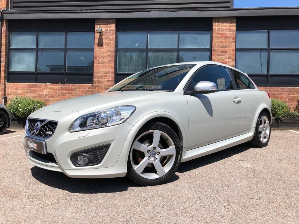 Volvo C30 For Sale >> Used White Volvo C30 For Sale Leicestershire