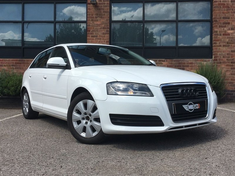 used Audi A3 TDI E in leicester