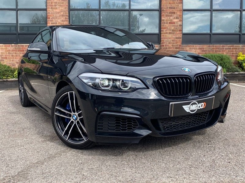 used BMW 218i M SPORT in leicester