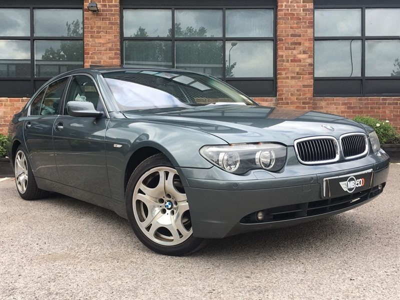 used BMW 745i  in leicester