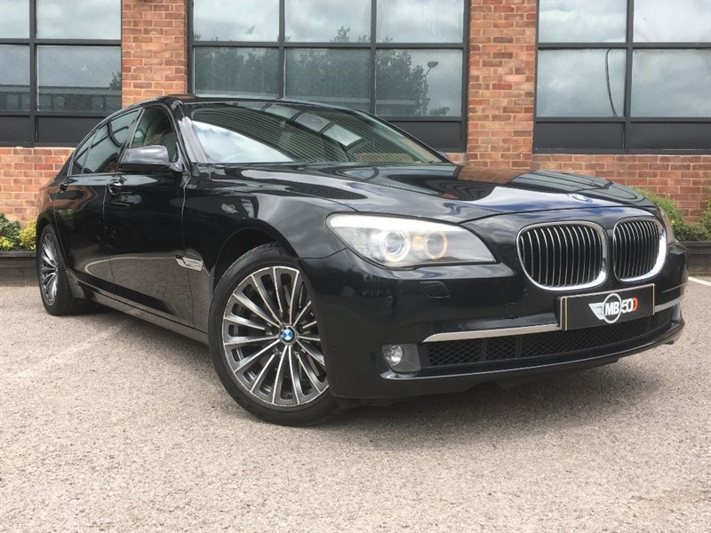 used BMW 750i LI in leicester