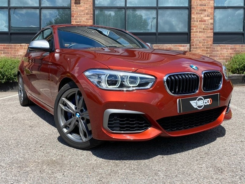used BMW M140i  in leicester
