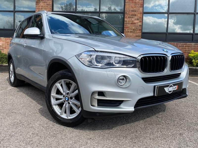 used BMW X5 XDRIVE30D SE in leicester