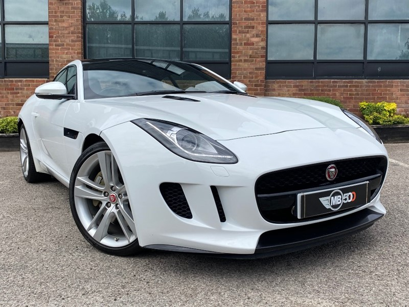 used Jaguar F-Type V6 in leicester