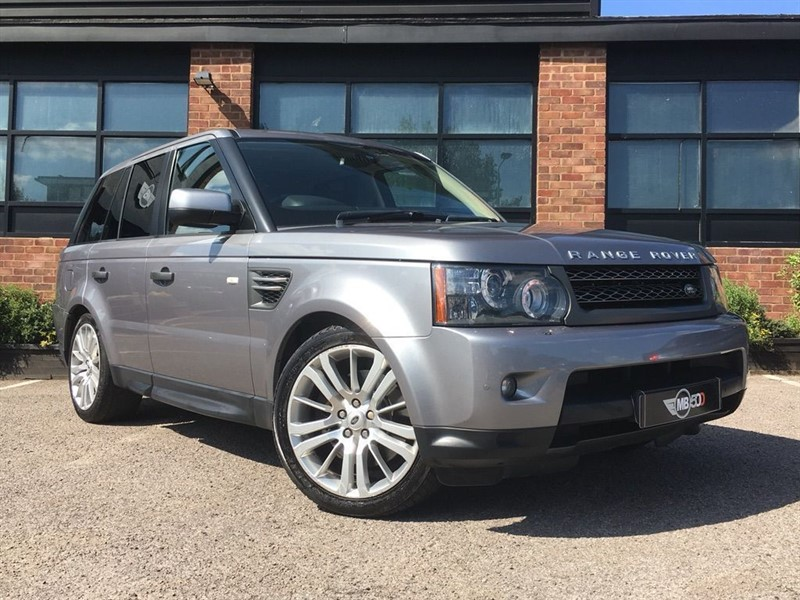 used Land Rover Range Rover Sport TDV6 HSE in leicester