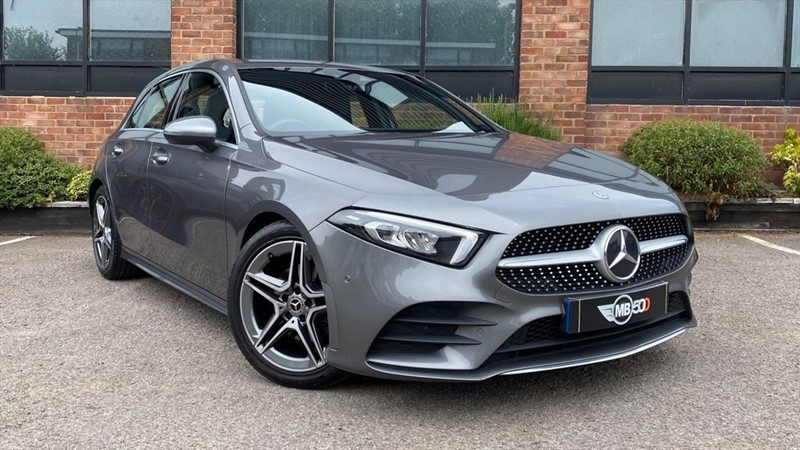 used Mercedes 200 A  AMG LINE PREMIUM in leicester