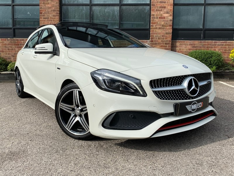 used Mercedes 250 A  4MATIC AMG PREMIUM in leicester