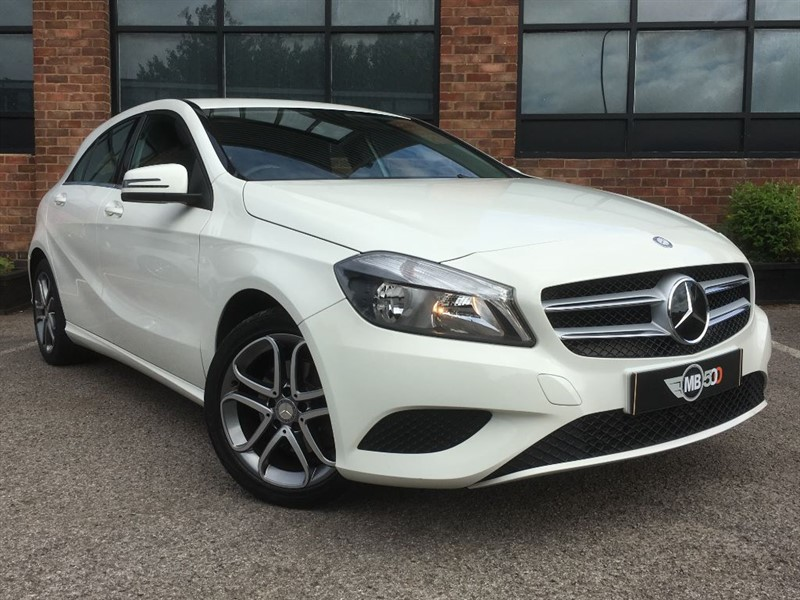 used Mercedes A200 CDI BLUEEFFICIENCY SPORT in leicester