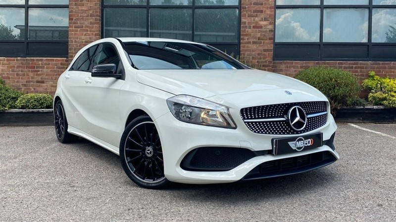 used Mercedes A180 A 180 D AMG LINE in leicester