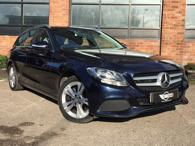 used Mercedes C220 BLUETEC SE EXECUTIVE in leicester
