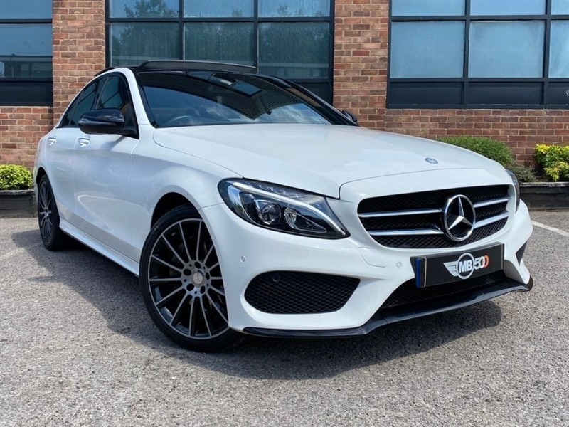 used Mercedes C250  in leicester
