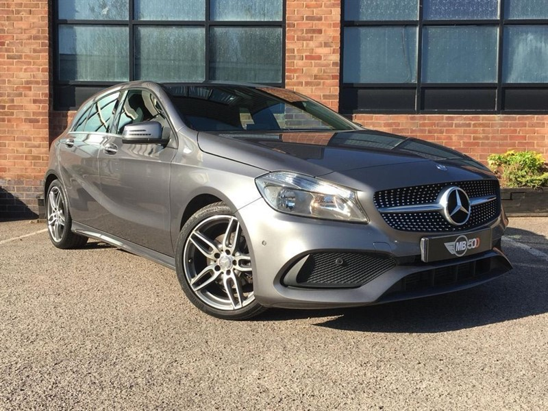 used Mercedes  A-CLASS A 180 D AMG LINE EXECUTIVE in leicester