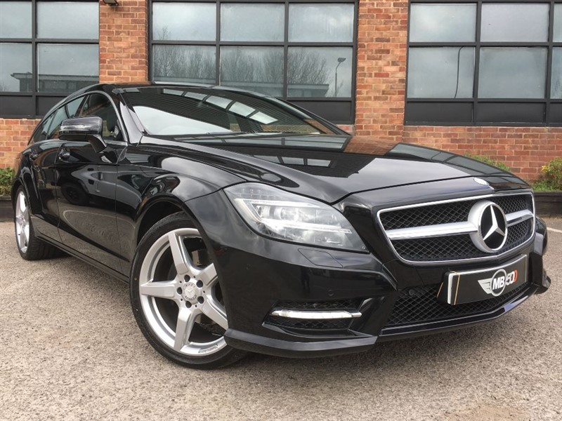 used Mercedes CLS CLS250 CDI BLUEEFFICIENCY AMG SPORT in leicester