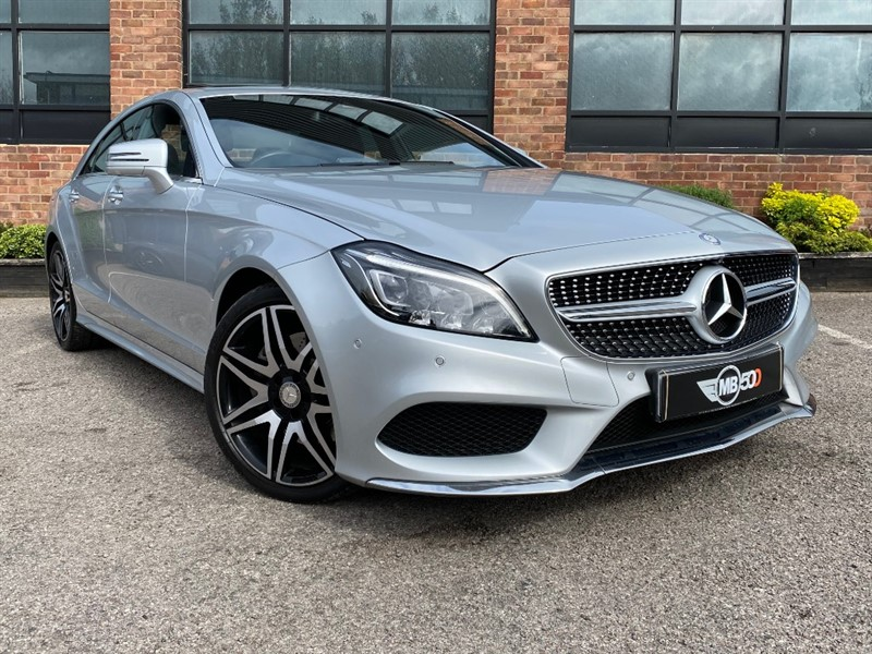 used Mercedes CLS400 CLS400 AMG LINE in leicester