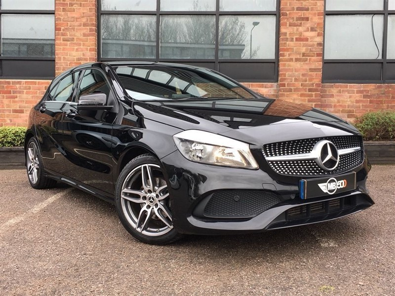 used Mercedes  A-CLASS A 180 D AMG LINE in leicester