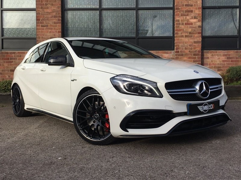 used Mercedes  AMG A 45 4MATIC in leicester