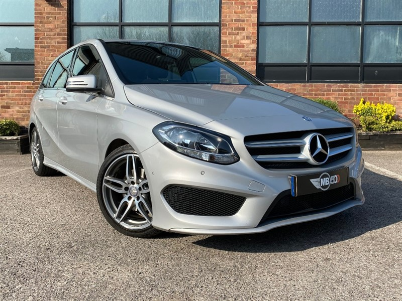 used Mercedes  B 180 D AMG LINE EXECUTIVE in leicester