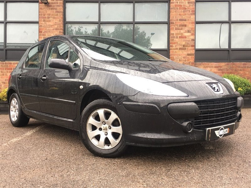used Peugeot 307 S in leicester