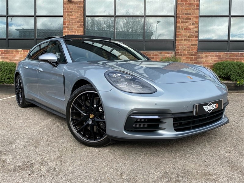 used Porsche Panamera 4 SPORT TURISMO 10 YEARS EDITION PDK in leicester