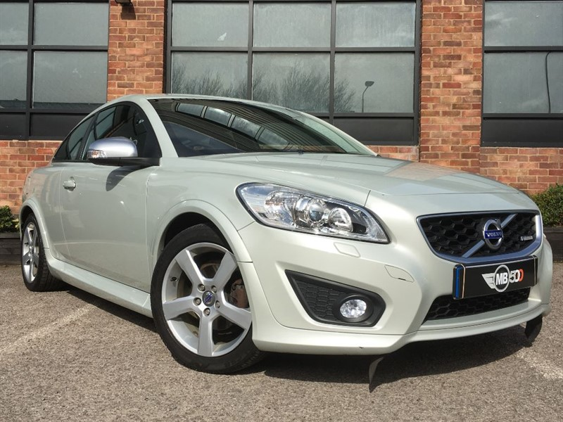 used Volvo C30 R-DESIGN in leicester