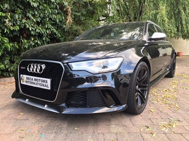 used Audi A6 RS6 AVANT TFSI V8 QUATTRO in London