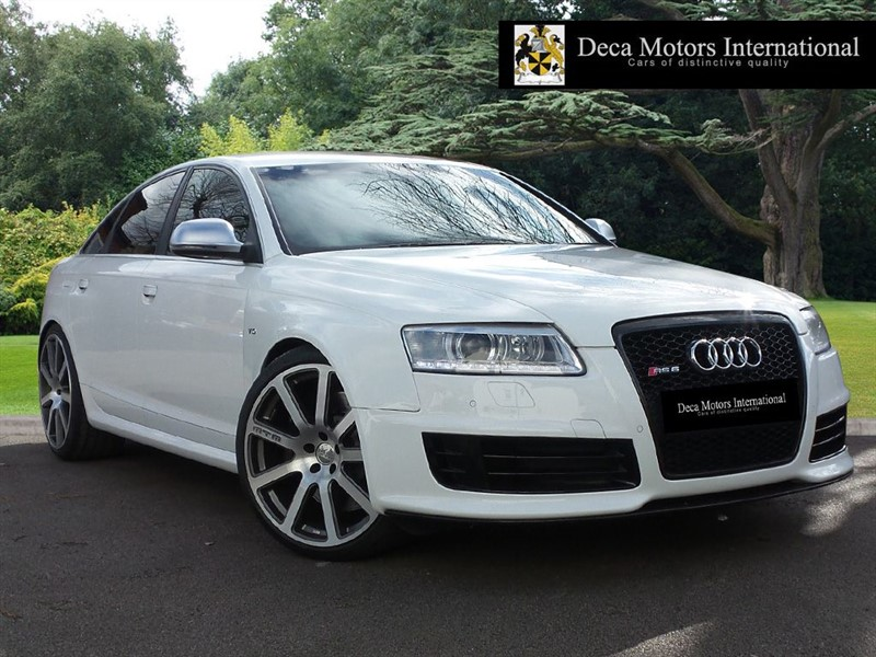 used Audi A6 RS6 QUATTRO in London