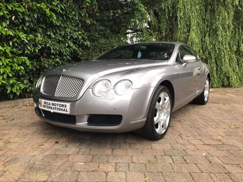used Bentley Continental GT MULLINAR PACK in London