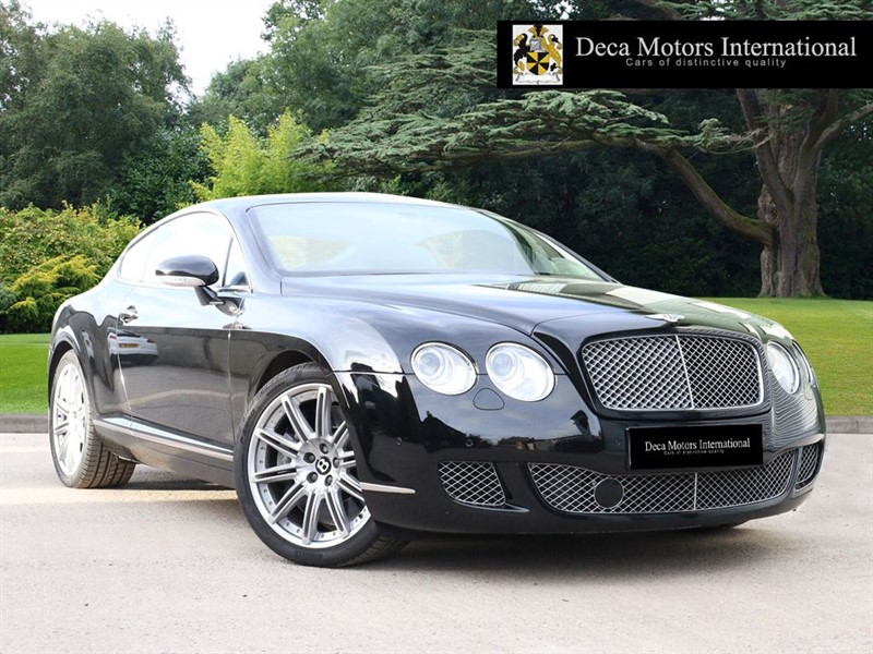 "used Bentley Continental GT SPEED ""STUNNING EXAMPLE"" in London"
