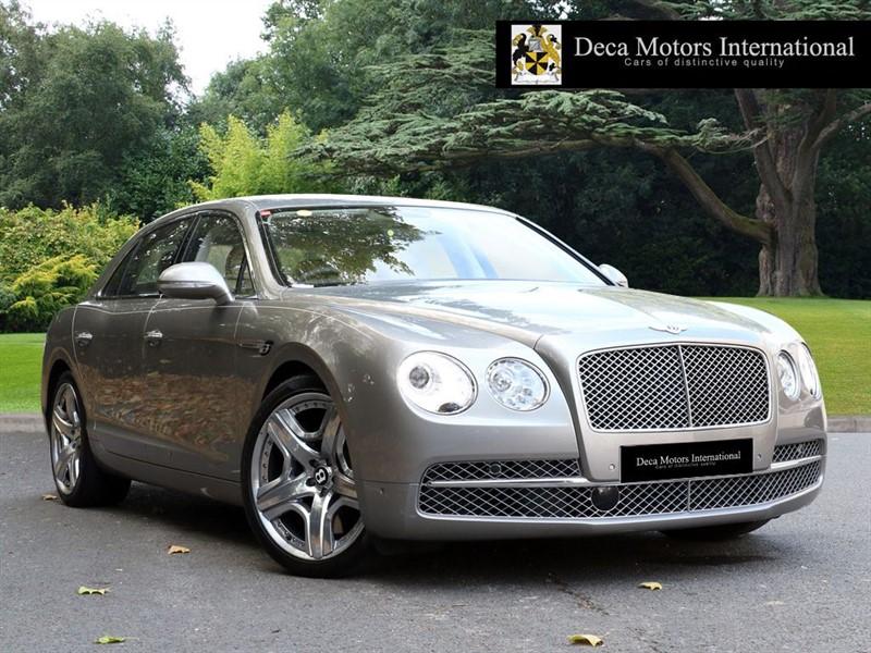 used Bentley Flying Spur W12 MULLINER (VAT Q) in London
