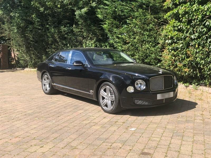 used Bentley Mulsanne V8 in London