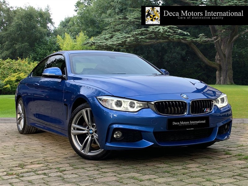 used BMW 420d M SPORT in London