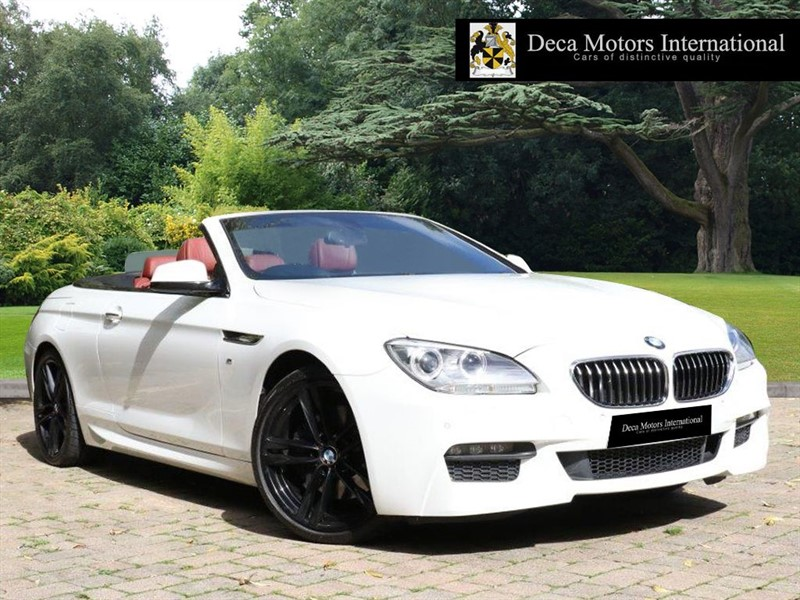 "used BMW 640d M SPORT ""VERY HIGH SPEC"" in London"