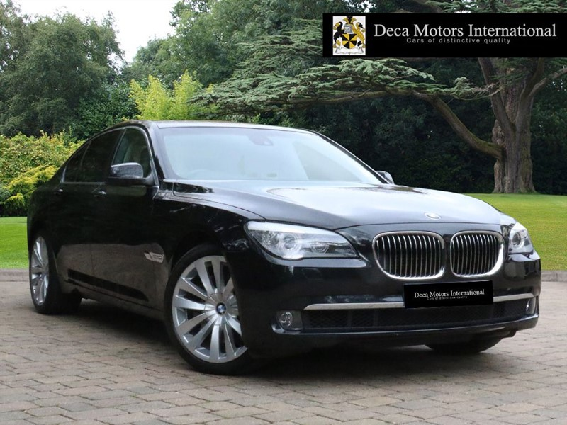 used BMW 750i (Rare Car) in London